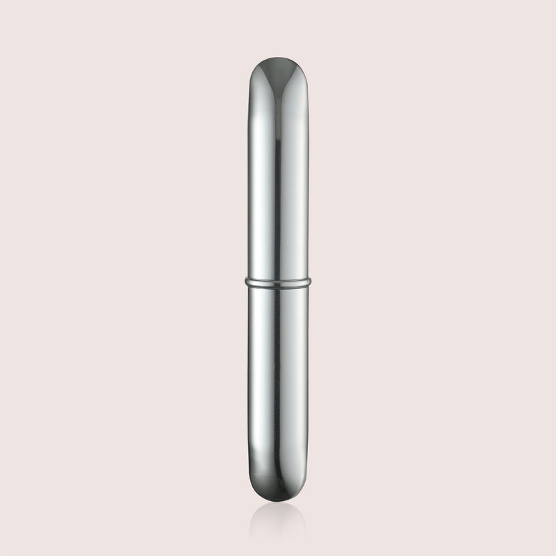 Aluminum Empty Lipstick Tubes 15.35mm Diameter With Luxury Visual Enjoyment GL502