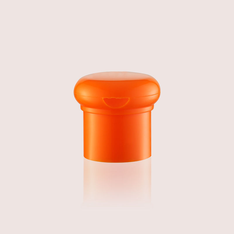 Plastic Bottle Caps 24/415 Swing Top Bottle Caps JY902-06 Orange